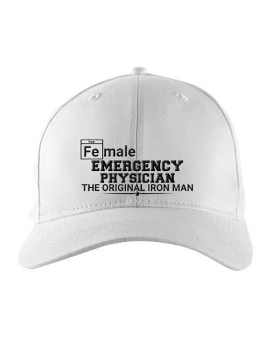 Female Emergency Physician