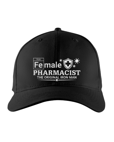 Female Pharmacist 2020