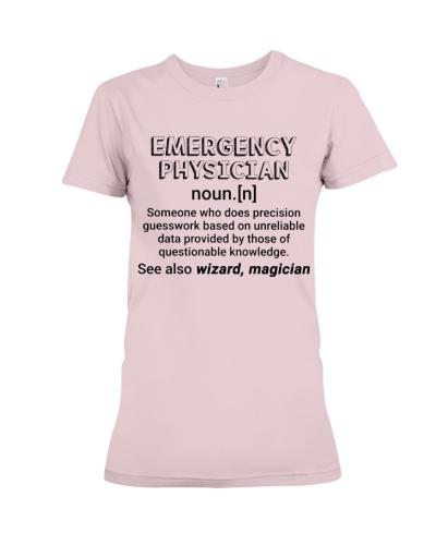 Emergency Physician Noun