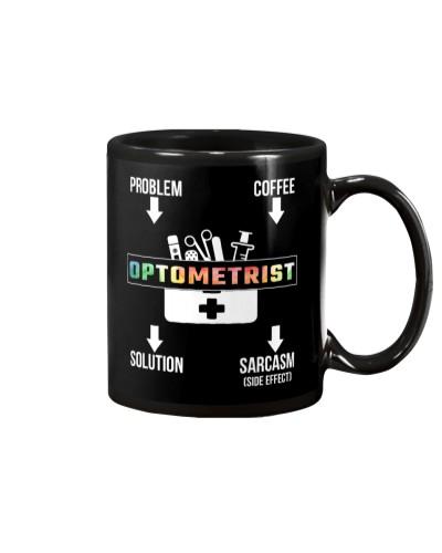 Problem Coffee Sarcasm Optometrist