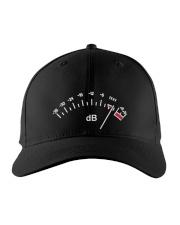 Peak Programme Meter Embroidered Hat front