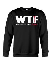 Where's The Fire Crewneck Sweatshirt thumbnail