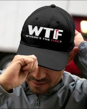 Where's The Fire Embroidered Hat garment-embroidery-hat-lifestyle-01
