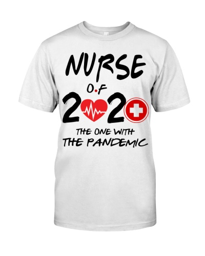 Nurse The One With The Pandemic