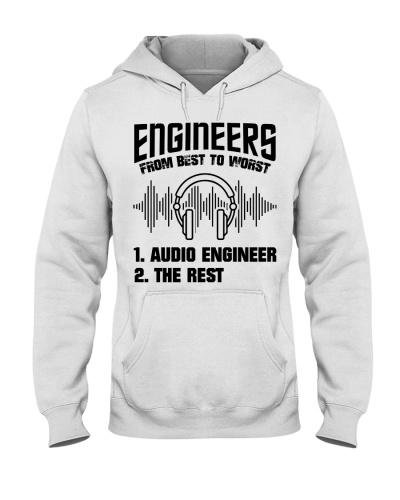Engineers From Best To Worst Audio Engineer