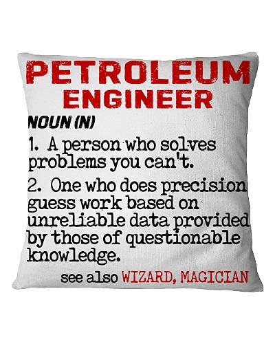 Petroleum Engineer Noun
