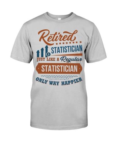 Retired Statistician