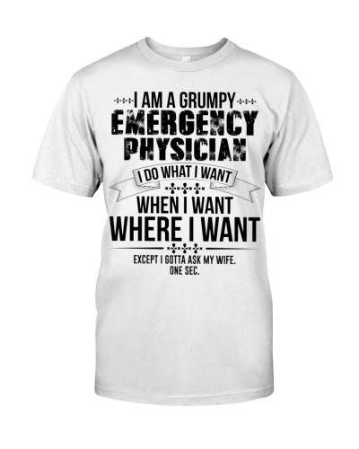 I Am A Grumpy Emergency Physician