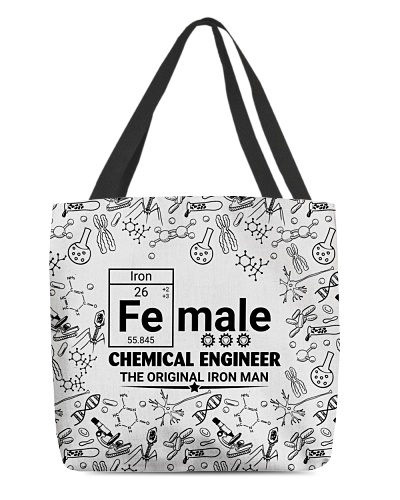 Female Chemical Engineer