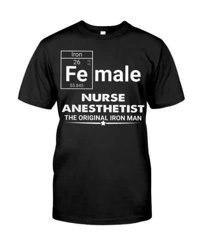Nurse Anesthetist Female