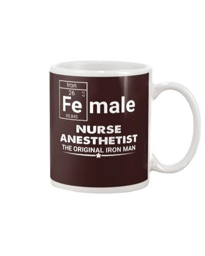 Nurse Anesthetist Female