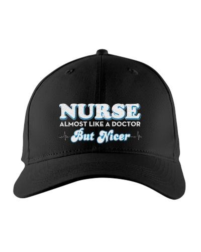 Nurse Like Doctor But Nicer