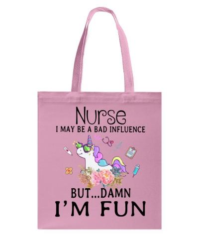 Nurse I May Be A Bad Influence
