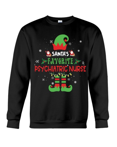 Santa's Favorite  Psychiatric Nurse