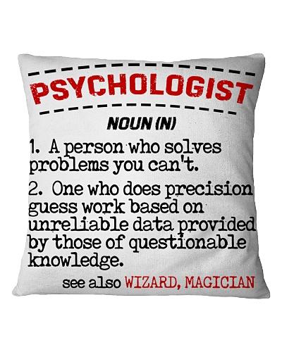 Psychologist Noun