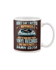 Money Cant Buy Happiness But Vinyl Record Mug thumbnail