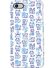 Veterinary Pattern Phone Case i-phone-7-case