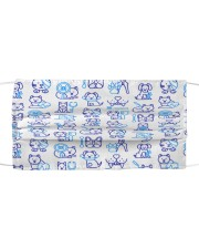 Veterinary Pattern Cloth face mask thumbnail
