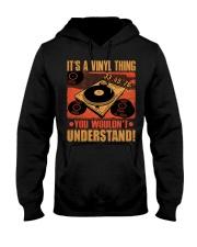 It's A Vinyl Thing Hooded Sweatshirt thumbnail
