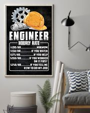 Engineer Hourly Rate 11x17 Poster lifestyle-poster-1