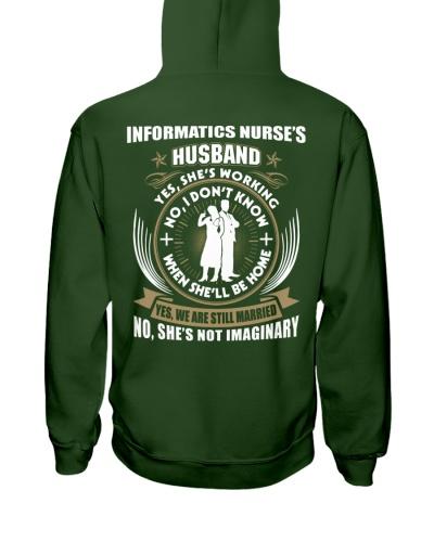 Informatics Nurse's Husband