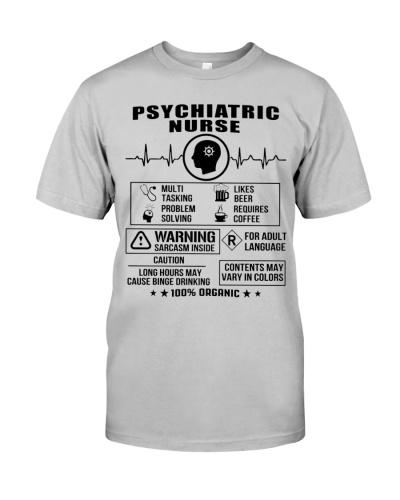 Psychiatrict Nurse Multi Tasking