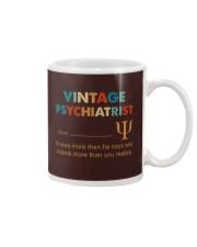 Vintage Psychiatrist Knows More Than He Says Mug thumbnail