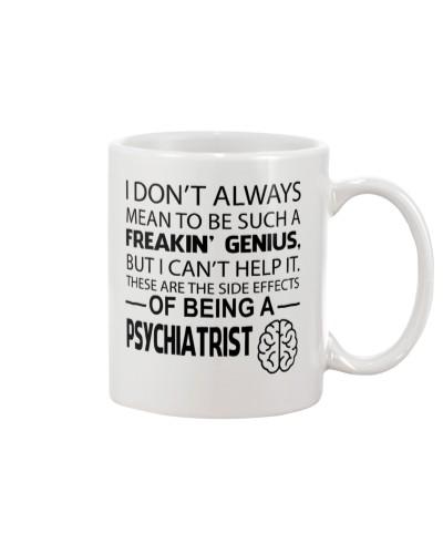 Freakin Genius Psychiatrist