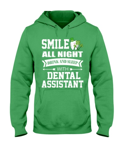 Smile All Night Drink And Sleep Dental Assistant