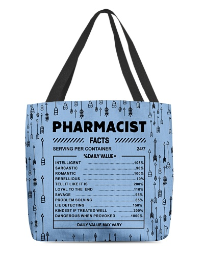 Pharmacist Fact Arrow