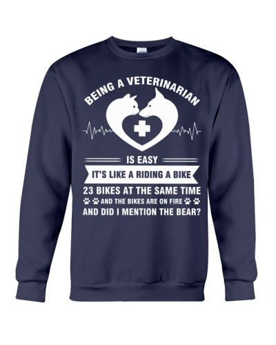 Being A Veterinarian