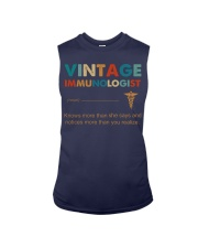 Vintage Immunologist Knows More Than She Says Sleeveless Tee thumbnail