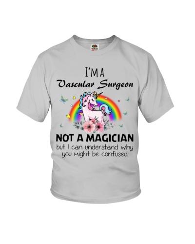 I'm A Vascular Surgeon Not A Magician