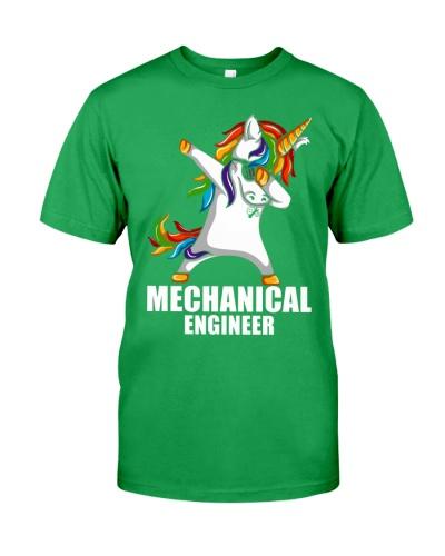 Mechanical Engineer Unicorn Dabbing
