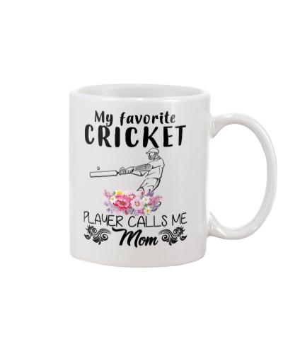 Cricket Player Calls Me Mom