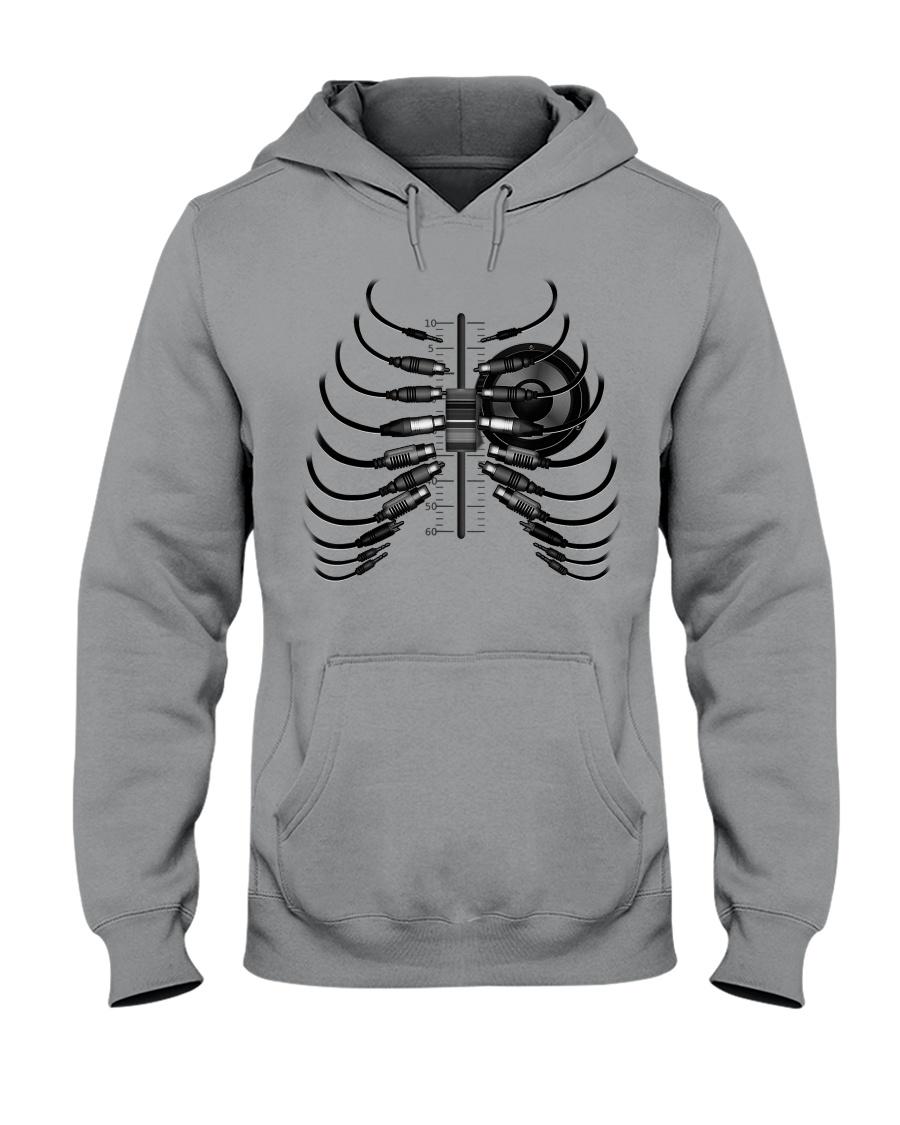 Sound Bone Hooded Sweatshirt
