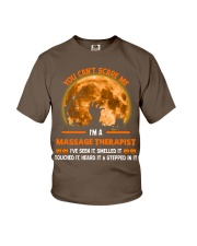 You Can't Scare Me Massage Therapist Youth T-Shirt thumbnail