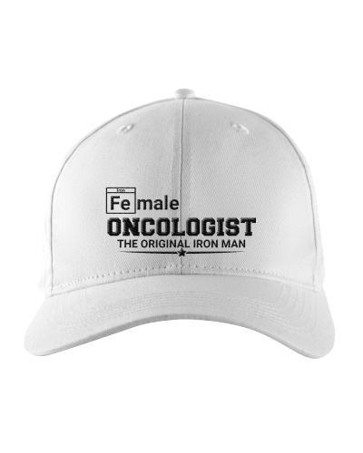 Female Oncologist