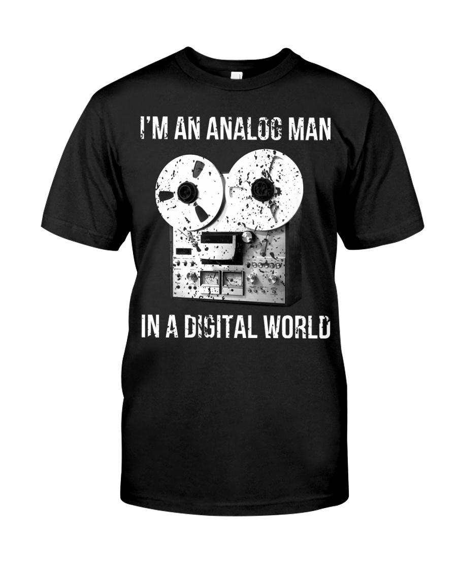 Analog Man In Di