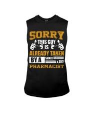 Sorry This Guy Taken By Pharmacist Sleeveless Tee thumbnail