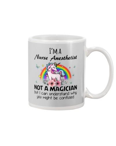 I'm A Nurse Anesthetist Not A Magician