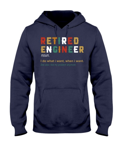 Retired Engineer I Do What I Want