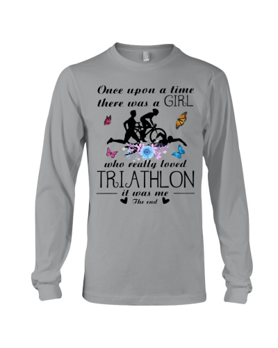 Once Upon A Time A Girl Love Triathlon