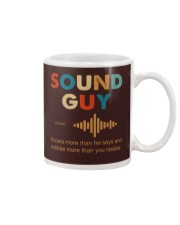 Sound Guy Knows More Than He Says Mug thumbnail