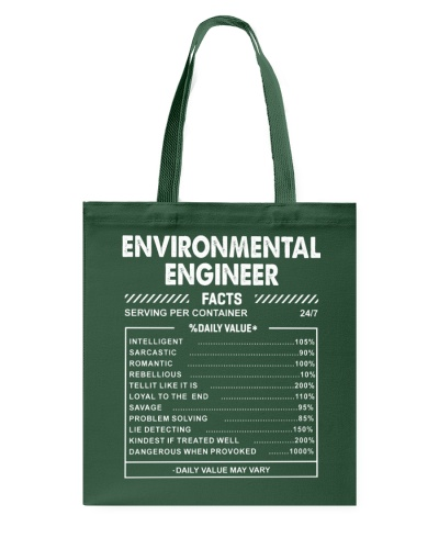 Environmental Engineer Fact