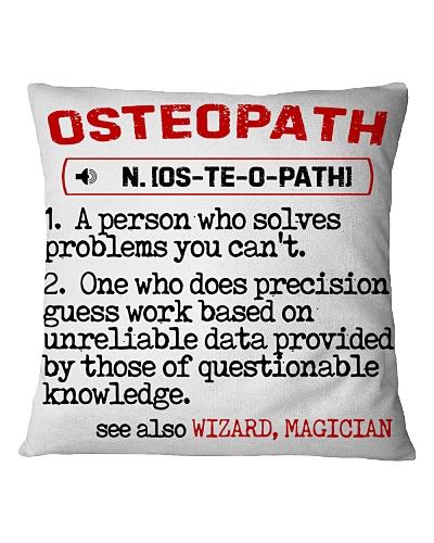 Osteopath Noun