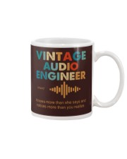 Vintage Audio Engineer Knows More Than She Says Mug thumbnail