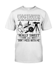 Engineer An Odd Combination Of Really Sweet Classic T-Shirt thumbnail