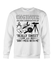 Engineer An Odd Combination Of Really Sweet Crewneck Sweatshirt thumbnail