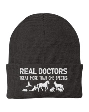 Real Doctors Treat More Veterinary Knit Beanie thumbnail